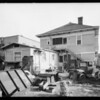 Rear of 455 Custer Avenue, Los Angeles, CA, 1926