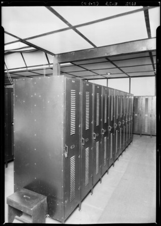 Worley Co. Lockers, Southern California, 1925