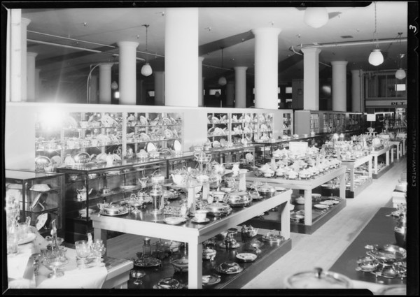 New hardware department, The May Company, Southern California, 1931