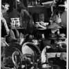 Olvera Street market, items for sale
