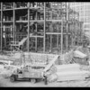 State Building progress, Weymouth Crowell Co., Los Angeles, CA, 1931