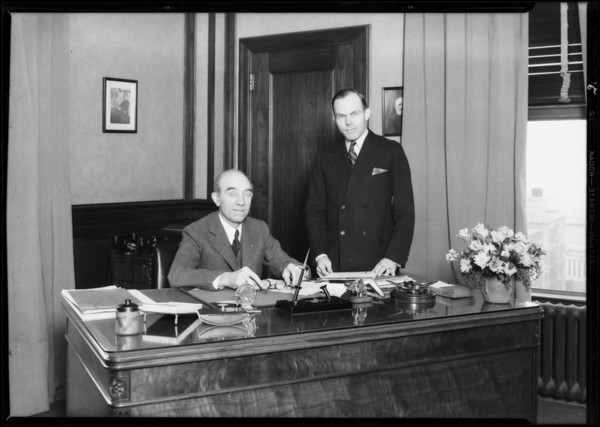 2nd shots of International Ae-Insurance Co., Southern California, 1931