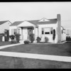6102 & 6018 Alviso Avenue, Los Angeles, CA, 1930