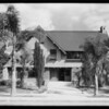 2700 Budlong Avenue, Los Angeles, CA, 1930