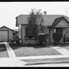 Homes in View Heights, Southern California, 1930