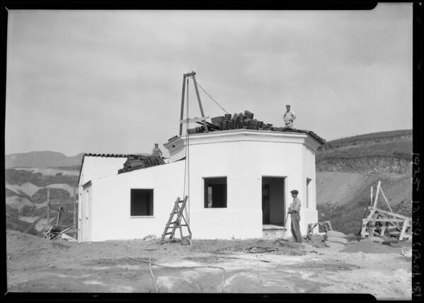 Vinecrest subdivision, Los Angeles, CA, 1925