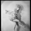 Dance poses, Helen, Southern California, 1929
