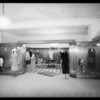 New fur department, Broadway Department Store, Los Angeles, CA, 1931