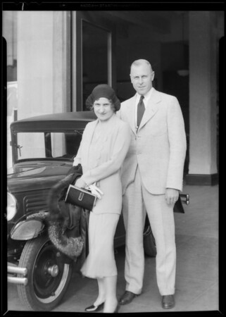 President of Austin Co., Southern California, 1930