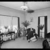 Eastman Apartments, (interior), Southern California, 1926