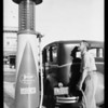 Purr-Pull pump, Southern California, 1931
