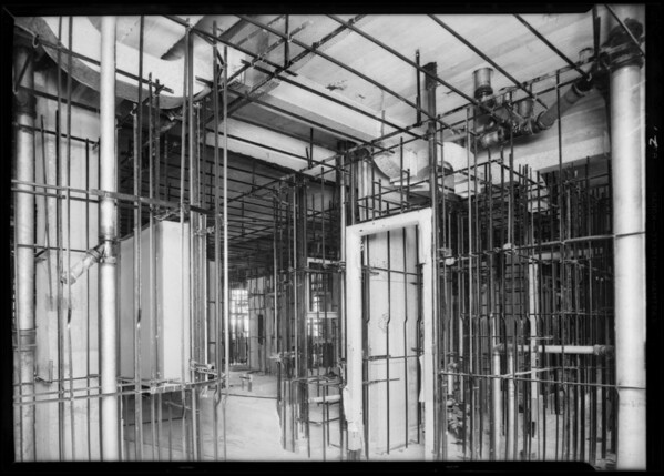 Hospital, Haverty Co., Los Angeles, CA, 1931