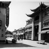 Chinatown shops and restaurants -- Forbidden Palace, Chop Suey, Ginling Gifts
