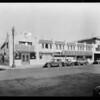 Exterior Dayton Tire store, Southern California, 1929