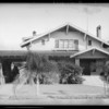 850 South Grammercy Place, Los Angeles, CA, 1925