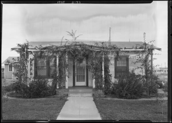 1320 Kern Avenue, Belvedere-Gardens, Los Angeles, CA, 1925