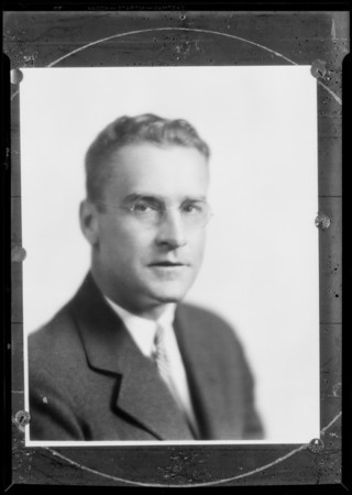 H.S. Wheeler, Southern California, 1931