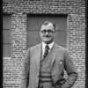 Danny Jones, Southern California, 1926