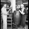 Battery water publicity, Southern California, 1931