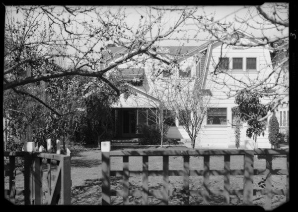 968 Westchester Place, Los Angeles, CA, 1931