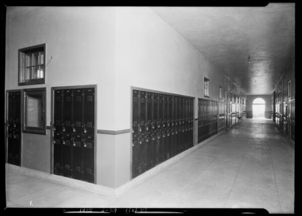 Worley Manufacturing Company, Lockers, Southern California, 1925
