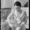 Mrs. Thomas C. Haggerty-user of Parfay, Los Angeles, CA, 1931
