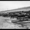 Large gas separators to South America, Southern California, 1930