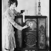 Radio Cabinet etc., Southern California, 1929