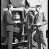 Veteran buying Ford on bonus checks, Southern California, 1931