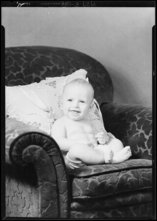 Baby (Donald), Southern California, 1929