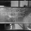 Blackboard, Dept 13, Kaufmann vs Myer, Southern California, 1931