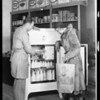 Zahn's Market, Manhattan Beach, CA, 1931