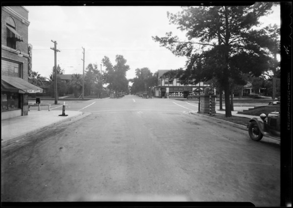 Fletcher Drive and Huntington Drive, South Pasadena, Harold Wilson, assured, Pasadena, CA,1931