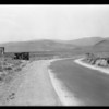 Highway near Palmdale, Southern California, 1929