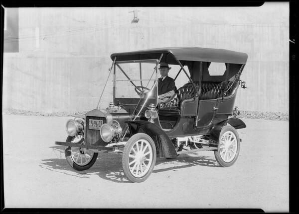 1904 Buick, Southern California, 1930