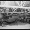 Views of radio factory interiors & exteriors, Southern California, 1929