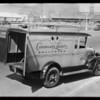 Community Laundry Incorporated truck, Southern California, 1930
