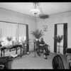 Eastman Apartments, (interior), Southern California, 1926