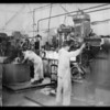 Factory shots, Mr. Scholler, Southern California, 1929