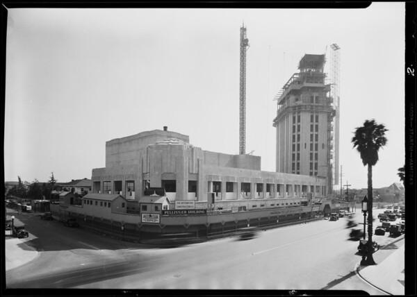 Pellissier Building, 3790 Wilshire Boulevard, Los Angeles, CA, 1931