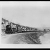 Pennzoil train, Southern California, 1930