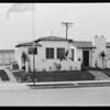 California model home, Southern California, 1929