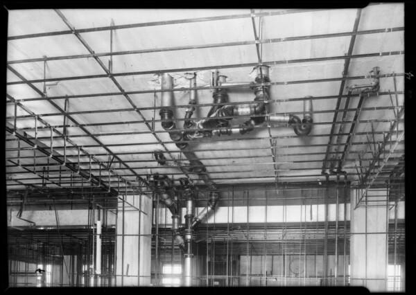 County Hospital, Howe Bros., Los Angeles, CA, 1931