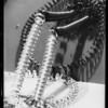 Steel shavings, Southern California, 1931