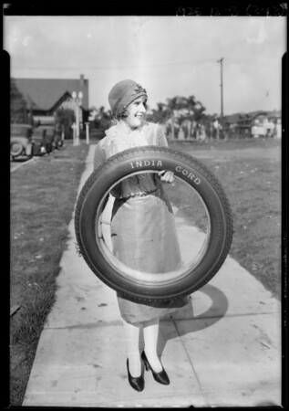 Nelson Price Tire Co., Southern California, 1925