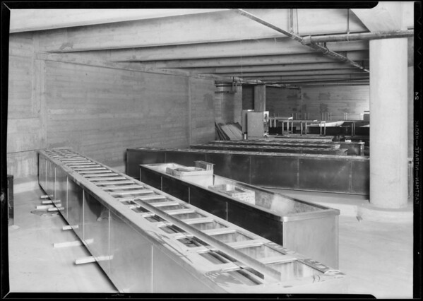 County Hospital, National Cornice Works, Los Angeles, CA, 1931