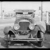 Flint car at Olive & Long Beach Boulevard, Compton, CA, 1931