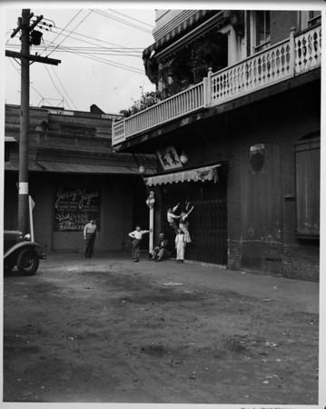 Old Chinatown, Jerry's Joynt