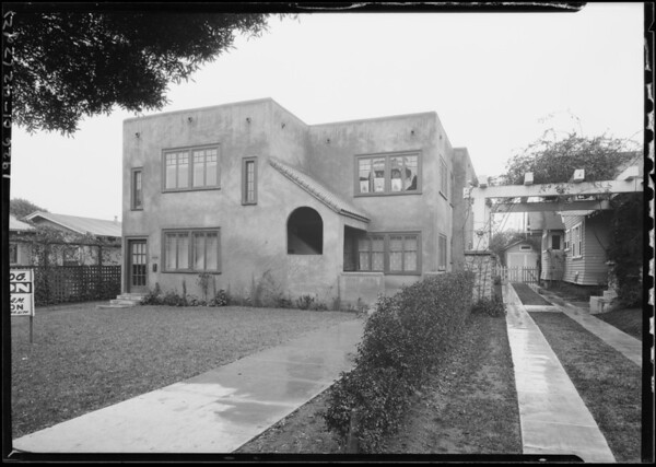 1331 North Sycamore Avenue, Los Angeles, CA, 1926
