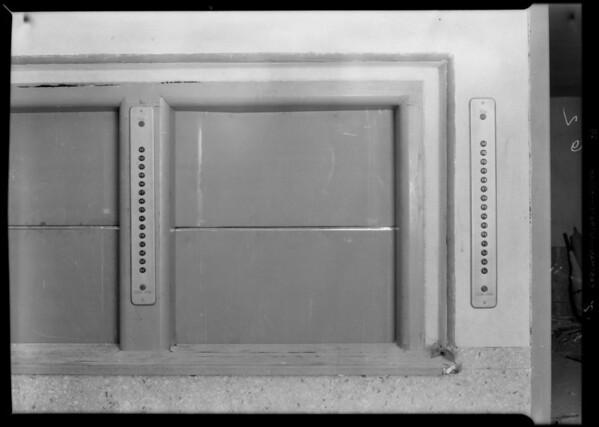County Hospital, Otis Elevator, Los Angeles, CA, 1931